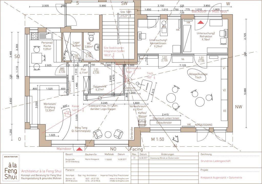projekt optiker in oldenburg bremer r ume. Black Bedroom Furniture Sets. Home Design Ideas